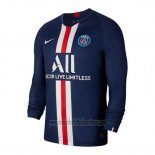 Camiseta Paris Saint-Germain Primera Manga Larga 2019 2020