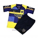 Camiseta Boca Juniors Mash-Up Nino 2019 2020