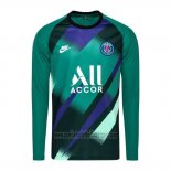 Camiseta Paris Saint-Germain Portero Tercera Manga Larga 2019 2020
