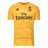 Camiseta Real Madrid Portero Primera 2019 2020