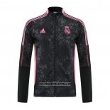 Chaqueta del Real Madrid 2021 Negro
