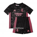 Camiseta Real Madrid Tercera Nino 2020 2021