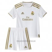 Camiseta Real Madrid Primera Nino 2019 2020