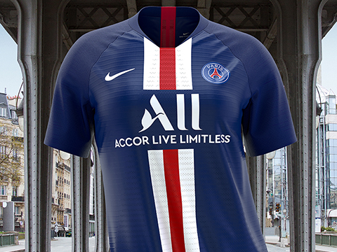 Camiseta del Paris Saint-Germain baratas