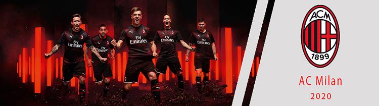 Camisetas del AC Milan baratas