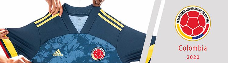 Camisetas del Colombia baratas