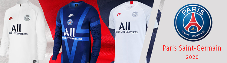 Camisetas del Paris Saint-Germain baratas