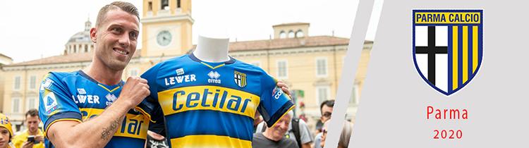 Camisetas del Parma baratas