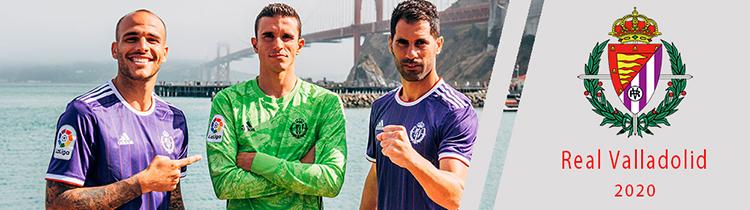 Camisetas del Real Valladolid baratas