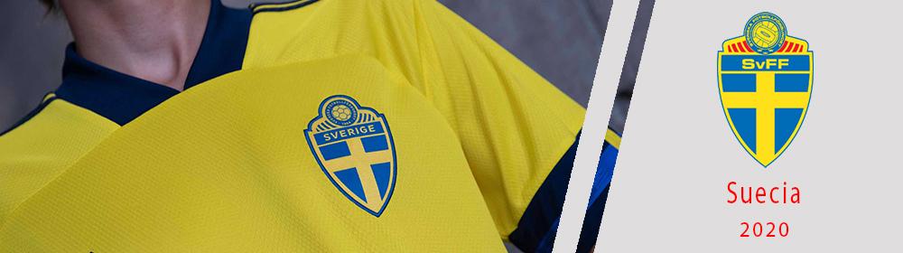 Camisetas del Suecia baratas